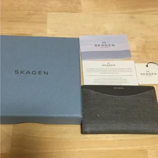 スカーゲン(SKAGEN)のスカーゲン カードケース(名刺入れ/定期入れ)