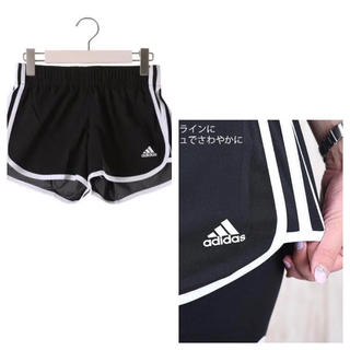 adidas - ★新品タグ付き adidas ランニングウェア ショートパンツ Mサイズ★