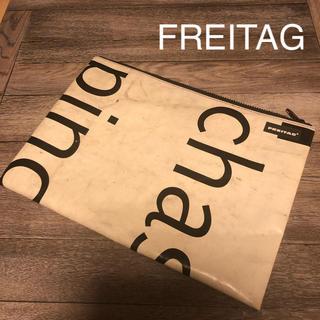 フライターグ(FREITAG)のFREITAG フライターグ F08DAN A4サイズ ポーチ(メッセンジャーバッグ)