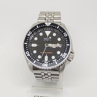 セイコー(SEIKO)のセイコー ブラックボーイ SKX007 7S26-0020(腕時計(アナログ))