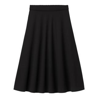 GU - GU ポンチフレアスカート