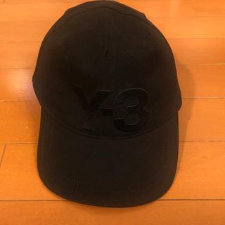 Y-3 - y-3  キャップ 黒