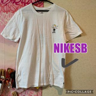 NIKE - 【NIKESB】★ ペリカンさん 白Tシャツ スケーター ストリート系 必見!