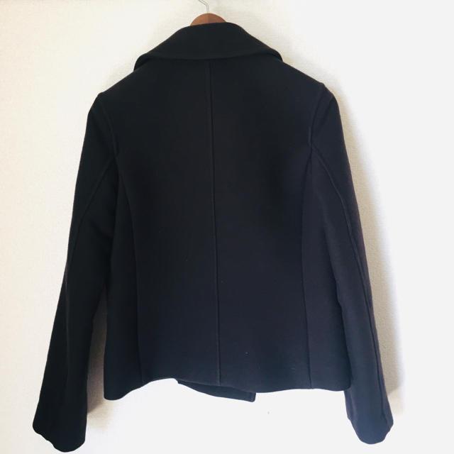 MARGARET HOWELL(マーガレットハウエル)のMARGARET HOWELL 上質ピーコート レディースのジャケット/アウター(ピーコート)の商品写真