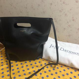DEUXIEME CLASSE - DeuxiemeClass購入J&MDAVIDSONアイリス黒3wayバッグ
