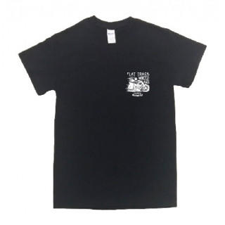 バイク イラスト ロゴ 半袖 Tシャツ git40-3(Tシャツ/カットソー(半袖/袖なし))