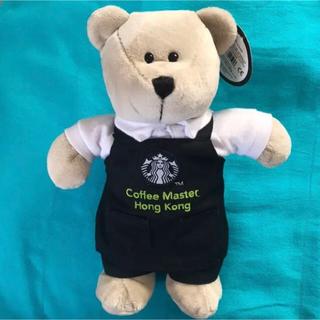 Starbucks Coffee - 香港スターバックス 限定ベアリスタ ブラックエプロン