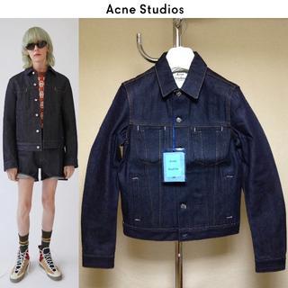 アクネ(ACNE)の新品■46■Acne Studios■pass デニムジャケット■7170(Gジャン/デニムジャケット)