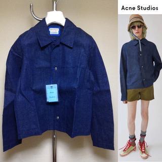 ACNE - 新品■46■Acne Studios■デニム カバーオール■ブルゾン■6691