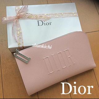 Christian Dior - ★ディオール クラッチ ポーチ ノベルティ 限定オファー 非売品 新品未使用