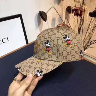 Disney - 日本非売品 Disney x Gucci baseball hat 帽子キャップ