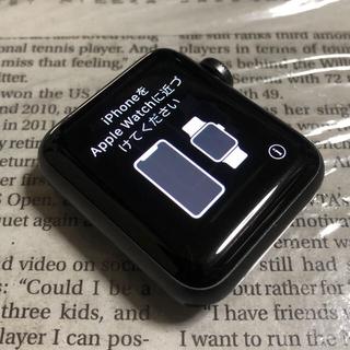 アップルウォッチ(Apple Watch)のApple  Watch series3 アップルウォッチ 3(その他)