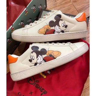 Disney - Women's Disney x Gucci Ace sneaker スニーカー