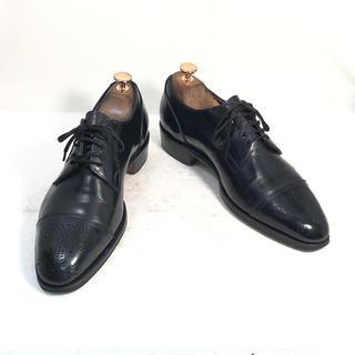 アルフレッドバニスター(alfredoBANNISTER)の【ALFREDO BANNISTER IN】アルフレッドバニスター 革靴 美品 (ドレス/ビジネス)