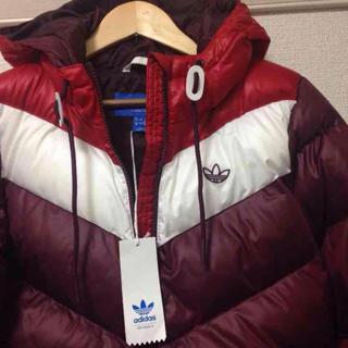 アディダス(adidas)の新品タグ付★アディダス★定価16200円(ダウンジャケット)