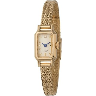 ヴィーダプラス(VIDA+)のまゆさん専用 VIDA +  腕時計 ゴールド レディース 新品未使用(腕時計)