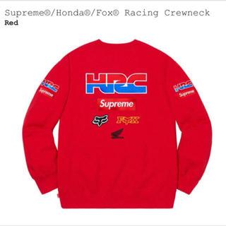 Supreme - 土日限定!新品投げ売り!Supreme Honda Fox Racing