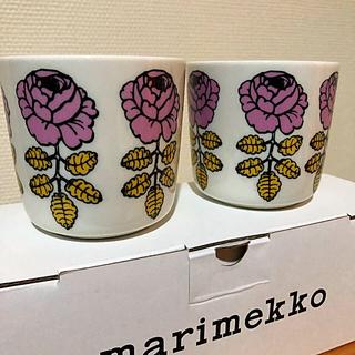 marimekko - マリメッコ ラテマグ