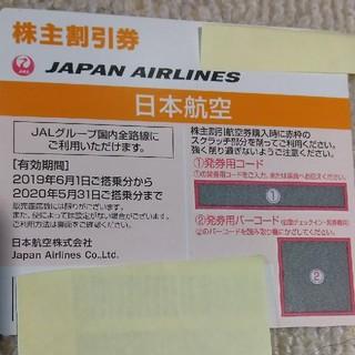 JAL(日本航空) - ラクマパック JAL株主優待券