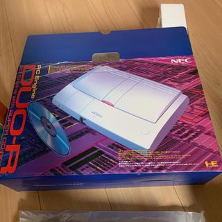 NEC - 【美品】PCエンジンDUO-R