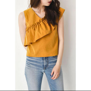 SLY - DOUBLE FRILL TOPS