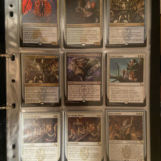マジック:ザ・ギャザリング - MTG 銀枠シリーズ+イラストコレクションカード54枚コンプ