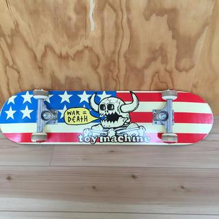 トイマシーン(Toy Machine)のトイマシーン スケートボード スケボー 【7.75in】コンプリート(スケートボード)