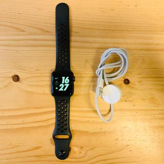 Apple Watch - 美品○ Apple Watch Series 3(GPSモデル)Nike38mm