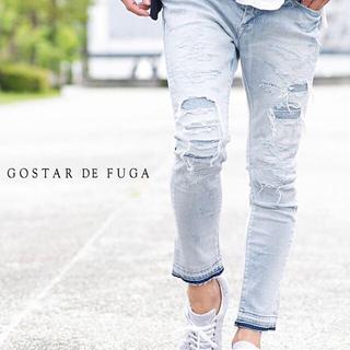 フーガ(FUGA)の GOSTAR DE FUGA ゴスタールジフーガ  スキニーデニム アンクル丈(デニム/ジーンズ)