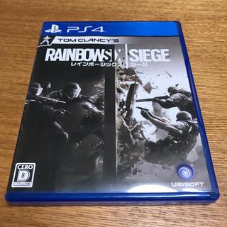 PlayStation4 - レインボーシックス シージ