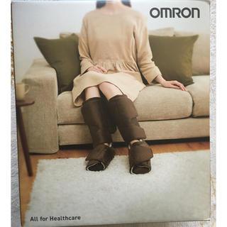 OMRON - オムロン  フットマッサージャー ブラウン