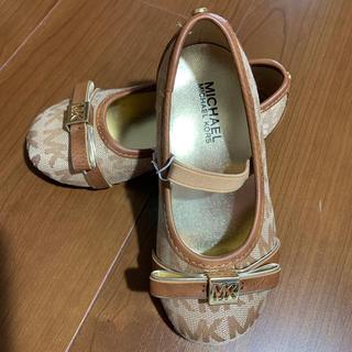 マイケルコース(Michael Kors)のキッズ マイケルコース 新品 靴(スニーカー)