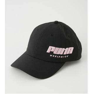 プーマ(PUMA)のPUMA【TZ CAP】プーマ キャップ レディース(キャップ)