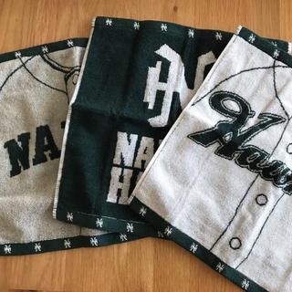 福岡ソフトバンクホークス - ソフトバンクホークス 南海ホークス ハンドタオル 3枚セット ダイエー 非売品