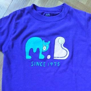 モンベル(mont bell)のモンベルキッズTシャツ(Tシャツ/カットソー)