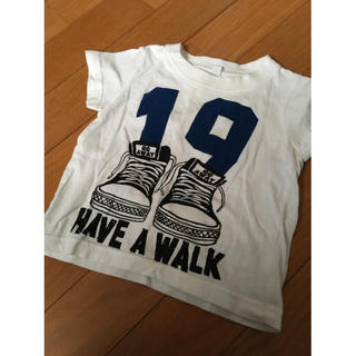 Tシャツ 80センチ ナンバーTシャツ(シャツ/カットソー)