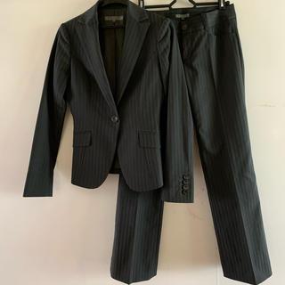 BLACK by moussy - ブラックバイマウジー 美脚スーツ ジャケット パンツ