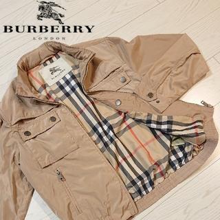BURBERRY - BURBERRY LONDON バーバリー ロンドン ブルゾン Mサイズ