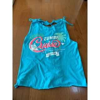 ズンバ(Zumba)のzumbaウェアー リメイクTシャツ 2枚セット きらり様専用(ダンス/バレエ)
