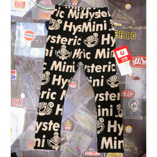 HYSTERIC MINI - 11. 新品 ロゴ レギンス 90cm