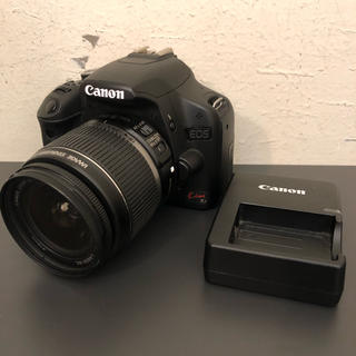 Canon - Canon EOS Kiss X3  デジタル一眼カメラ