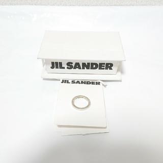 ジルサンダー(Jil Sander)のjilsander 19ss 指輪 リング ジルサンダー jil sander(リング(指輪))