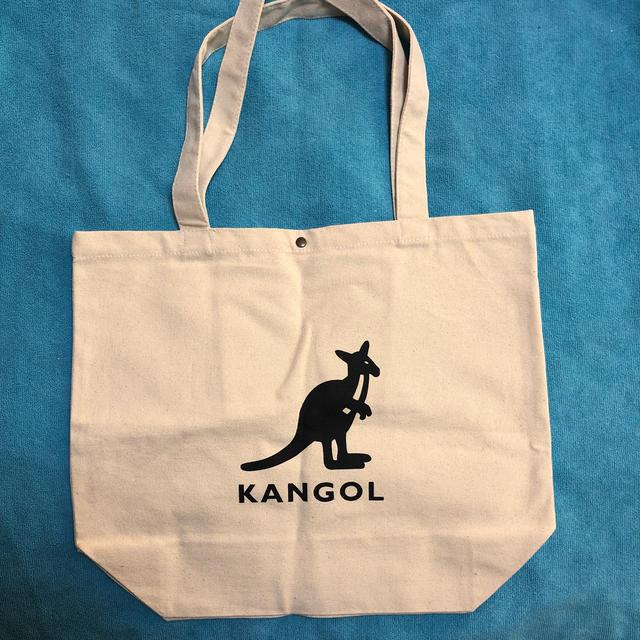 KANGOL(カンゴール)のトートバッグ  KANGOL レディースのバッグ(トートバッグ)の商品写真