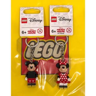 Lego - LEGO レゴ ディズニー ミッキー ミニー キーホルダーセット