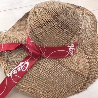 ヒロシマトウヨウカープ(広島東洋カープ)のカープ 麦わら帽子(記念品/関連グッズ)
