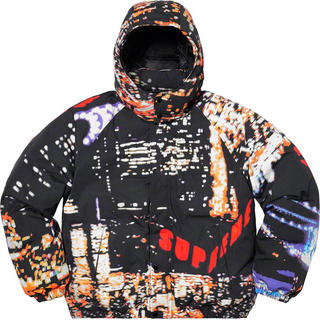 Supreme - Supreme City Lights Puffy Jacket