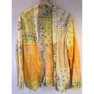キャピタル(KAPITAL)のKAPITAL バンダナKAKASHIシャツ(シャツ)
