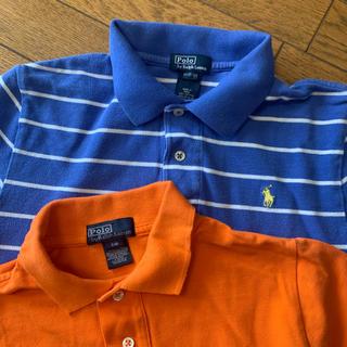 POLO RALPH LAUREN - ポロラルフローレン ポロシャツ キッズ2枚セットです。