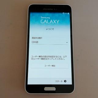 SAMSUNG - GALAXY J SC-02F White 32GB docomo