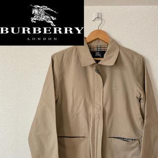 バーバリー(BURBERRY)のバーバリーロンドンスウィングトップ  バーバリー Burberry シンプルロゴ(マウンテンパーカー)